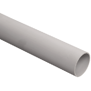 Труба пластиковая ПВХ 16мм (кратность 3м)