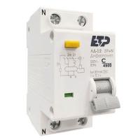Автомат дифференциальный 2Р 16А 30мА ETP (диф)