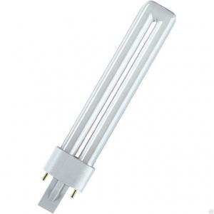 Лампа люминесцентная КЛ 9W G23 600lm
