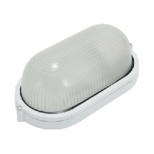 Светильник НПП овал IP54 60W (6016S)