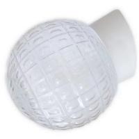 Светильник НПП шар наклонный IP21 60W (64-60-111)