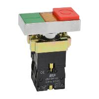 Кнопка Пуск-Стоп LAY5-ВW8365 (пластик)