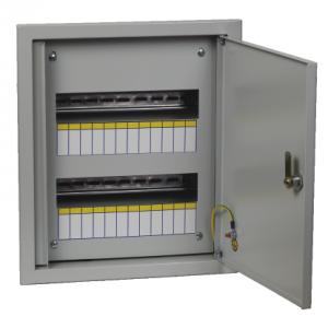 Корпус (щит) металлический ЩРВ-24 (390x340x120) IP31 EKF