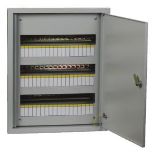 Корпус (щит) металлический ЩРВ-54 (540x440x120) IP31 EKF
