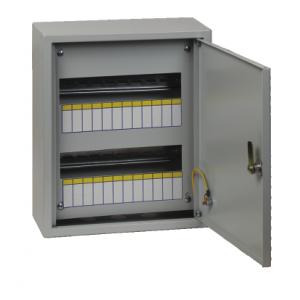 Корпус (щит) металлический ЩРН-24 (350x300x120) IP31 EKF