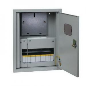 Корпус (щит учета) металлический ЩУРВ 1/12 (440x340x140) IP31 EKF