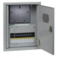 Корпус (щит учета) металлический ЩУРВ 3/12 (540x340x160) IP31 EKF