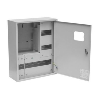 Корпус (щит учета) металлический ЩУРН 3/30 (500х400х160) IP31 EKF