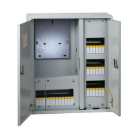 Корпус (щит учета) металлический ЩУРН 3/48-2 (620x525x160) IP31 EKF