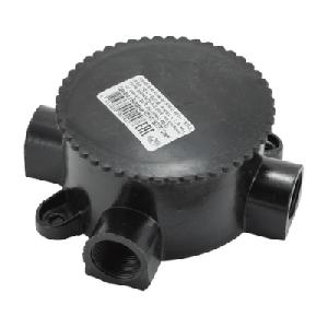 Коробка распределительная ОП 4-х рожковая 178х67 (У-409) IP55