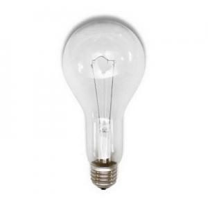 Лампа накаливания 200W E27 2500lm