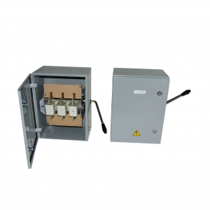 Ящик ЯБПВУ-250А IP54 (рубильник)