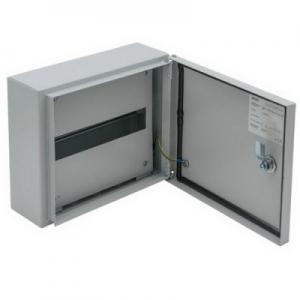 Корпус (щит) металлический ЩРН-12 (265x310x120) IP54 EKF