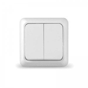 Олимп (Universal) Выключатель 2-кл. ОП