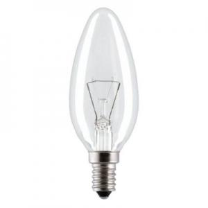 Лампа накаливания Свеча 40W Е14 400lm