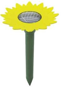 Отпугиватель кротов на солнечной батарее