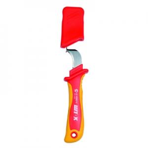 Нож для снятия изоляции с пяткой 1000V Шток