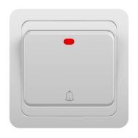 Кнопка звонка с подсветкой СП