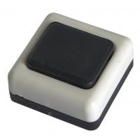 Кнопка звонка черно-белая Белтиз (А1-0.4-001)