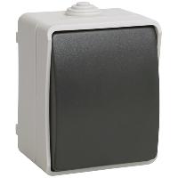 Форс Выключатель 1-кл. IP54 ОП IEK