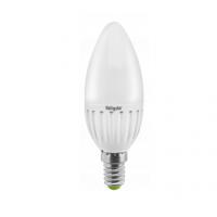 Лампа светодиодная 5W Свеча E14 4000K 400lm Navigator