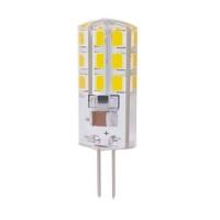 Лампа светодиодная G4 3W 4000K 200lm 220V JazzWay
