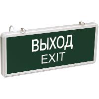 Светильник светодиодный ВЫХОД (EXIT) 40lm IEK
