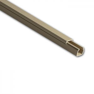 Короб 20х10 Сосна (кабель-канал) кратность 2м