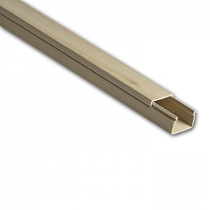 Короб 25х16 Сосна (кабель-канал) кратность 2м