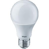 Лампа светодиодная 10W Груша Е27 4000K 820lm Navigator