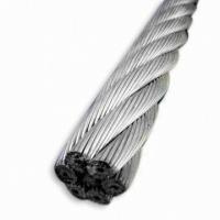 Трос стальной оцинкованный 4мм  ЕКТ