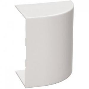 Заглушка для короба (кабель-канала) 60х40 белая