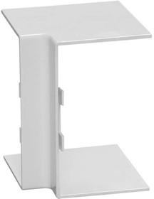 Угол внутренний для короба (кабель-канала) 20х10 белый