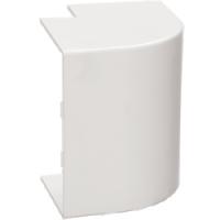 Угол внешний для короба (кабель-канала) 20х10 белый