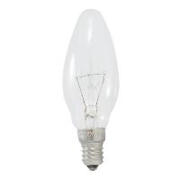 Лампа накаливания Свеча 60W E14 660lm