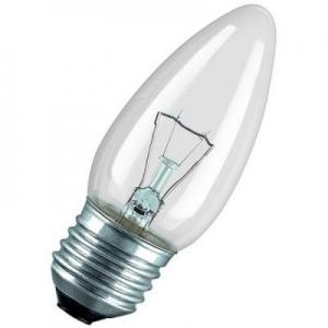 Лампа накаливания Свеча 60W E27 660lm