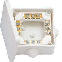 Коробка распределительная ОП 102х102х43,5 (КМ-222) IP44 Белтиз