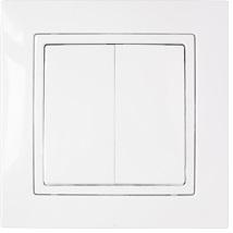 Уют (Белтиз) Выключатель 2-кл. брызгозащищенный (C5 10-875) СП