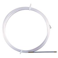 Протяжка для труб и кабель-каналов 3мм нейлоновая (длина 10м) ДКС