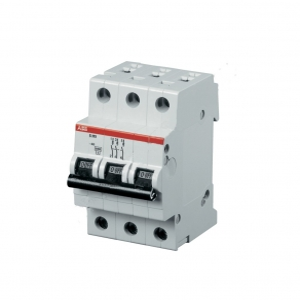 Выключатель автоматический 3Р 32А ABB