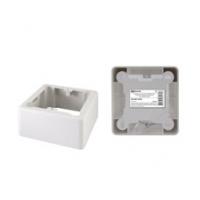 Коробка установочная ОП 85х85х42 <nobr>1-м</nobr>естная TDM