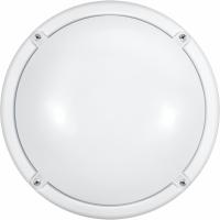 Светильник светодиодный НПП круг с датчиком оптико-акустическим 7W 4000К 520lm IP65 Онлайт