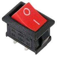 Выключатель RWB-201 красный 6А IP20