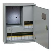 Корпус (щит учета) металлический ЩУРН 3/24 (500х400х160) IP31 EKF