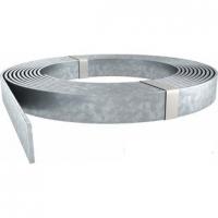 Полоса плоская (шина) 30х3,5мм оцинкованная