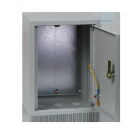 Корпус (щит) металлический ЩМП-03 (350x300x155) IP31 EKF