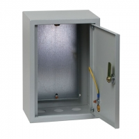 Корпус (щит) металлический ЩРНМ-1 (400x300x220) IP31 EKF