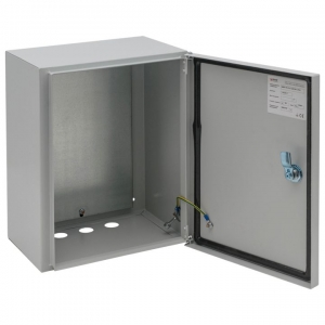 Корпус (щит) металлический ЩРНМ-1 (400x300x220) IP54 EKF