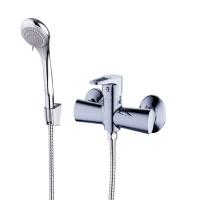 Смеситель для ванны настенный однорукий без излива на гайке A045 G.Lauf