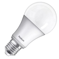 Лампа светодиодная 12W Груша Е27 6500K 1000lm Radium (Osram)